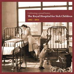 Celebrating Booklet Cover - Royal Hospital Sick Children