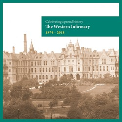 Celebrating Booklet Cover - Western Infirmary