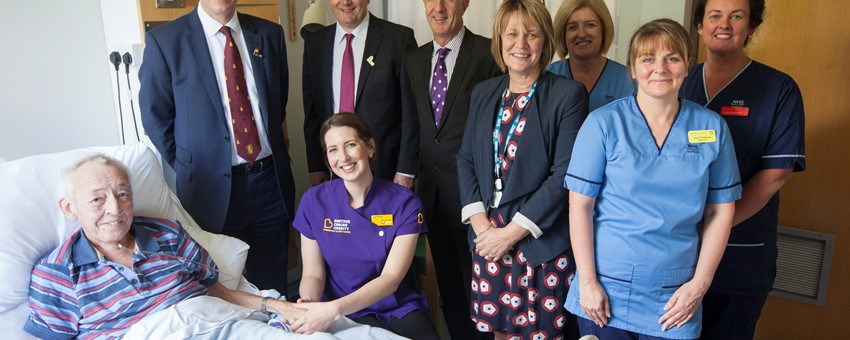 Patient and family wellbeing services at Royal Alexandra Hospital expanded