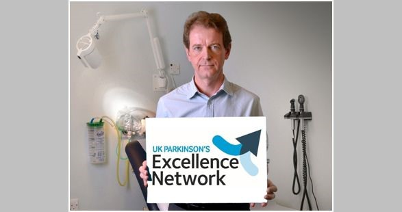 Glasgow Consultant Appointed Clinical Director to UK Parkinson's Excellence Network
