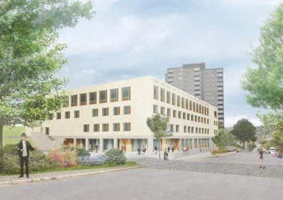 Work set to begin on new £21 Million Greenock Health and Care Centre