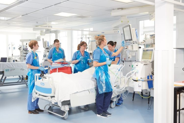 New Intensive Care Unit is Officially Opened