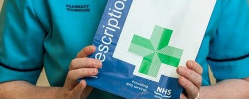 Public urged to not order unnecessary prescriptions
