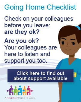 Wellbeing - Are You OK? Click here to find out more about support available
